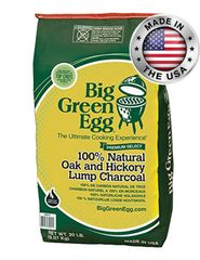 The Big Green Egg Lump Charcoal 20lb Bag