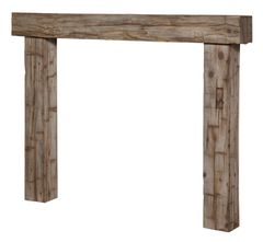 MagraHearth Non-Combustible Post & Beam Surround in Silver