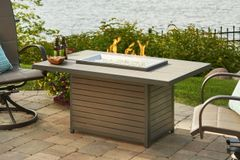 Outdoor GreatRoom Company Brooks Fire Pit Table