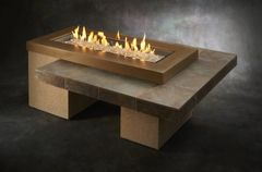 Outdoor GreatRoom Company UpTown Fire Pit Table