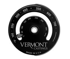 Vermont Castings Magnetic Stove Top Thermometer