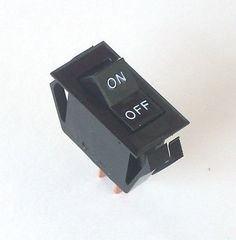 On/Off Rocker Switch Part# 060-511