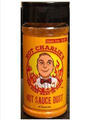 Hot Charlie's Hot Sauce Dust