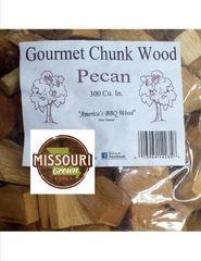 Pecan Wood Chunks