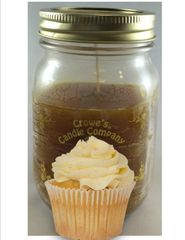 Buttercreme Candle