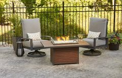 Outdoor GreatRoom Company Kenwood Fire Pit Table