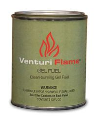 13 oz. Venturi Flame Company Gel - Outdoor GreatRoom
