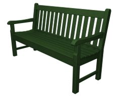 "Polywood Rockford 60"" Bench"