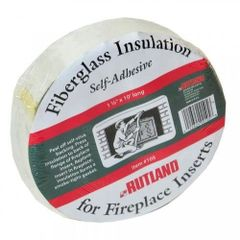 "Rutland Fireplace Insert Insulation 1 1/2"" x 10'"
