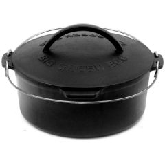 The Big Green Egg Dutch Oven
