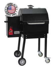 "Smokin Brothers Traditional 20"" Pellet Grill"