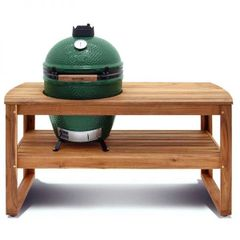 The Big Green EGG Acacia Hardwood Table***CALL FOR INFORMATION***