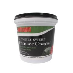 Rutland Chimney Sweep Furnace Cement