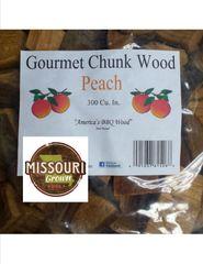 Peach Wood Chunks