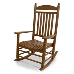 Polywood Jefferson Rocking Chair