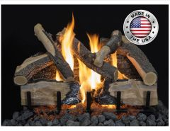 Blue Pine Split HOT Series Gas Logs by Grand Canyon