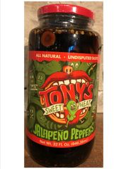 Tony's Sweet Heat Jalapeno Peppers
