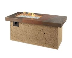 Outdoor GreatRoom Company Artisan Fire Pit Table