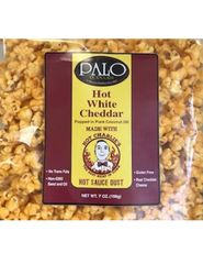 Hot Charlie's Popcorn by Palo w/Hot Sauce Dust
