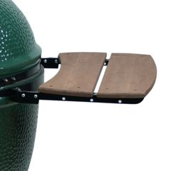 TheThe Big Green Egg Wooden 2 Slat Egg Mates