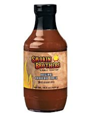 Smokin Brothers Craig's Original BBQ Sauce
