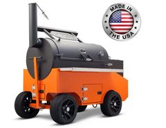 Yoder Smokers Cimarron Smoker ***Call for availability & shipping options***