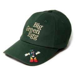 The Big Green EGG Mr. EGGhead Cap