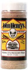 John Henry's Nedra D's Hickory Rub Seasoning