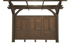 Outdoor GreatRoom Sonoma 12' Wall Kit