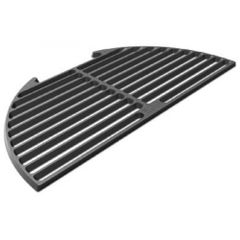 The Big Green Egg Cast Iron Half Grid