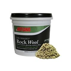 Rutland Rock Wool (8oz)