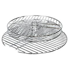 The Big Green Egg 3 Level Cooking Grid