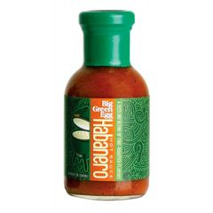 The Big Green EGG Habanero Hot Sauce