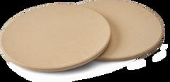 "Napoleon 10"" Personal Sized Pizza/Baking Stone Set"