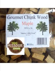 Maple Chunk Wood