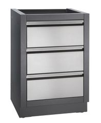 Napoleon Oasis 3 Drawer Cabinet