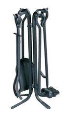 Uniflame 5 Pc Black Rustic Mini Fireset