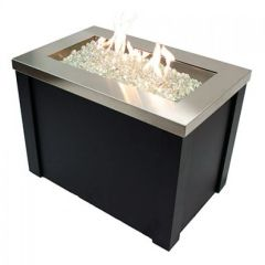 Outdoor GreatRoom Company Providence Fire Pit Table