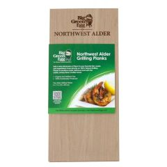 The Big Green EGG Western Red Cedar Grilling Plank