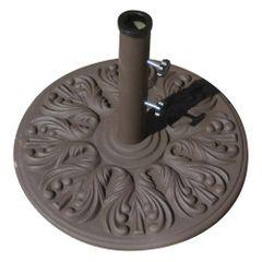 Galtech Umbrella Stand in Antique Bronze