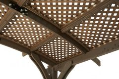 Outdoor GreatRoom Sonoma 16' Lattice