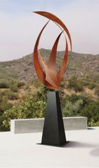 Persuasion with outdoor base by Artisan House (Original Piece)