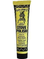 Williams Stove Polish, 2.7 oz. tube