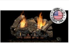 Monessen Vent Free Berkley Oak Gas Log Set