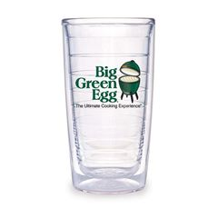 The Big Green Egg Tervis Cup (Set of 2)