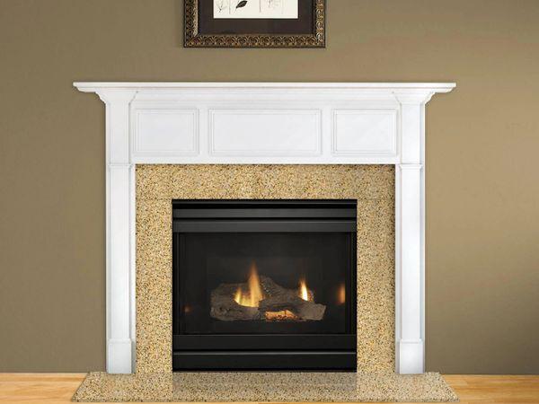 Fireside Direct Vent Gas Fireplace Dv3732 B Shopfireside
