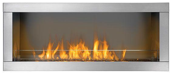 Napoleon Galaxy Outdoor Gas Fireplace Shopfireside Grills