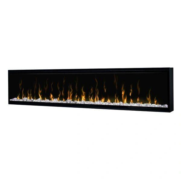 Dimplex Ignitexl Electric Wall Mount Fireplace