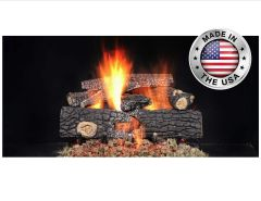 Fireside Realwood Gas Log Kit