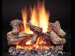 Fireside Duzy 3 Radiant Gas Log Set